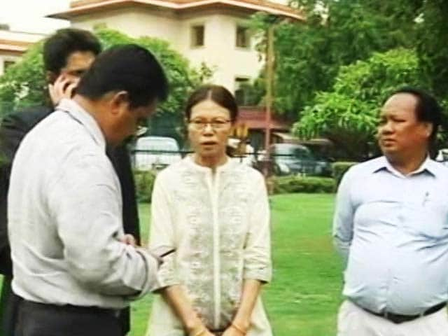 Video : Fear For Safety, Says Family In Case Against Manipur Chief Minister's Son