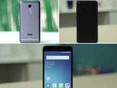 Xiaomi Redmi 4 vs Moto G5 vs Lenovo K6 Power
