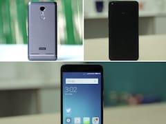 Xiaomi Redmi 4 vs Moto G5 vs Lenovo K6 Power