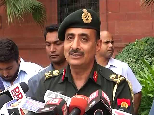 Video : Punitive Fire Assault On Pak Posts, Says Army, Releasing Video