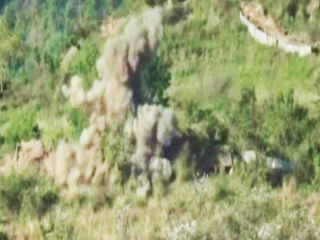 Video : सेना ने पाकिस्तानी चौकियों पर कार्रवाई का वीडियो किया जारी