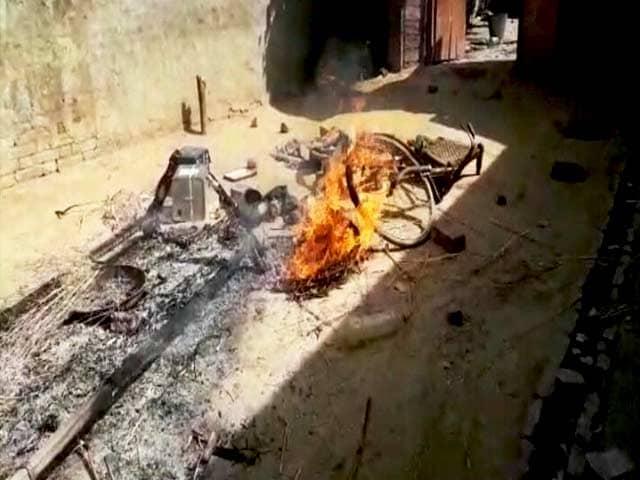 Video : उत्तर प्रदेश के सहारनपुर में फिर भड़की हिंसा