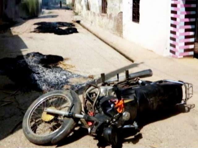 Video : सहारनपुर में फिर 1 शख्स की गोली मारकर हत्या