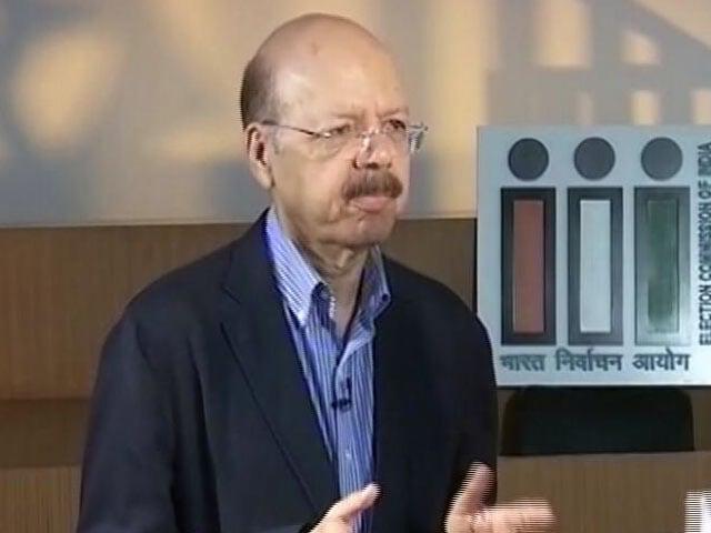 Videos : ईवीएम से छेड़छाड़ के सबूत नहीं : NDTV से बोले मुख्य चुनाव आयुक्त