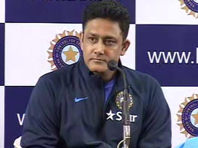 Video : BCCI Unhappy With Anil Kumble, Say Sources, Seeks Applications For Head Coach