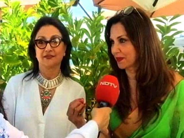 Video : Aparna Sen's <i>Sonata</i> Makes A Statement In Cannes
