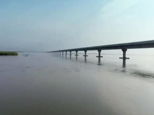 Video : India's Longest Bridge, Built For Tanks, To Open Today
