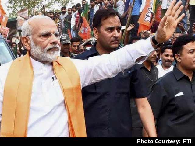 Modi@3: Maximum PM Or Personality Cult In BJP?