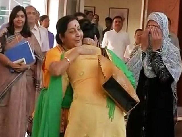 Video : MoJo: पाक से भारत पहुंची उज़्मा, भारतीय उच्चायोग ने हर संभव मदद की