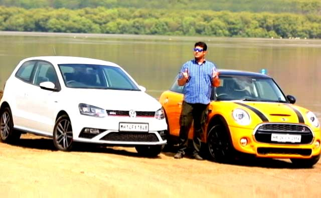 Video : MINI Cooper S vs VW Polo GTI, Teflon vs Ceramic Coating & Summer Tips For Motorists