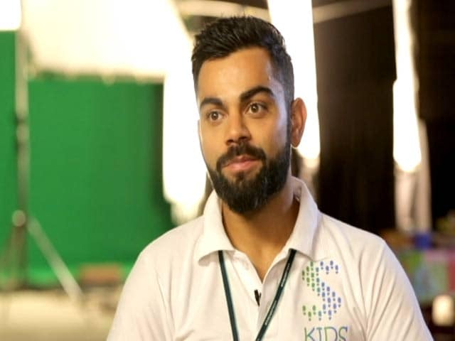 Virat Kohli's Vision Of A Fitter India