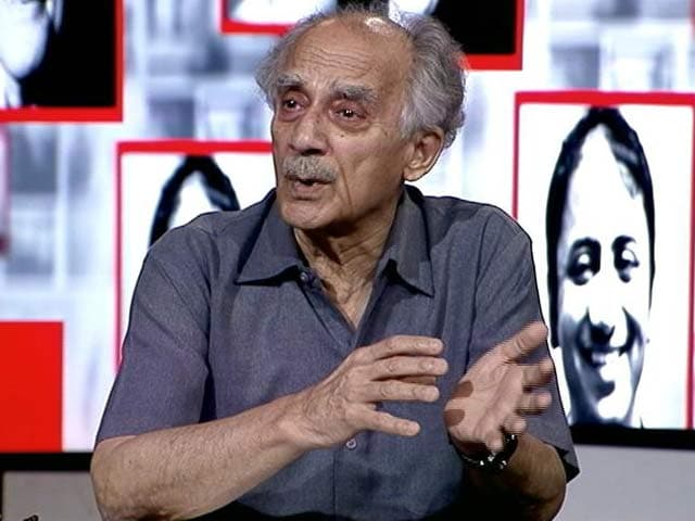 India Being Pushed Towards Quasi-Presidential System, Says Arun Shourie