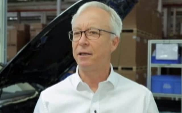 Video : In Conversation With Roland Folger, MD & CEO, Mercedes-Benz India