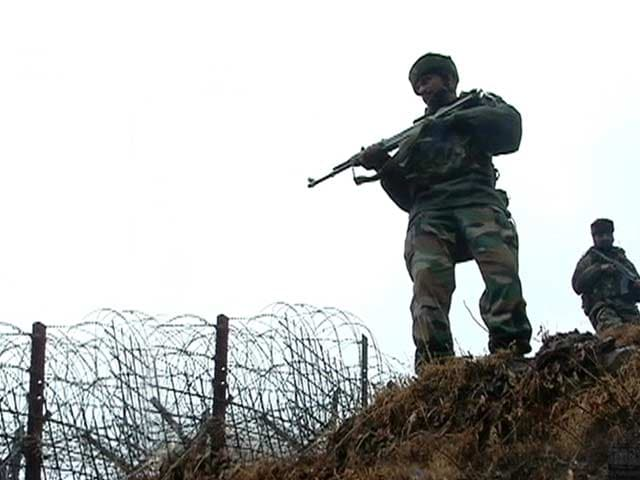 Video : Infiltration Attempt Backed By Pak Army Stopped In Kashmir's Uri