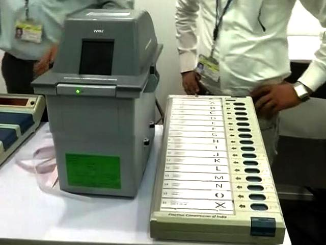 "Video : To Tackle EVM ""Apprehensions"" In Gujarat, Congress Has An Unusual Request"