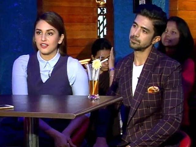 Videos : स्पॉट लाइट : अभिनेत्री हुमा कुरैशी और साकिब सलीम से खास मुलाकात