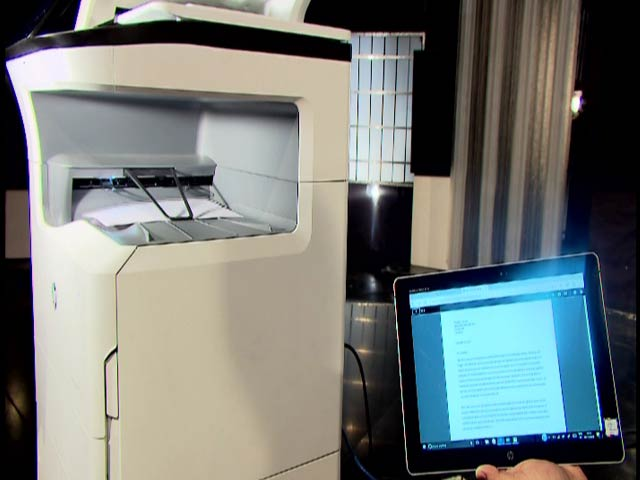HP PageWide P77760z: The Dominator