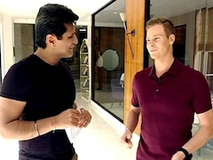 In Conversation With Steve Smith