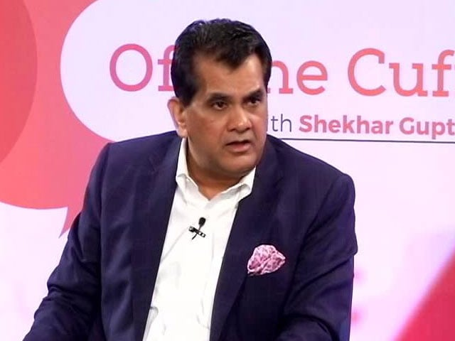 Air India May Be Next Candidate For Strategic Disinvestment: Amitabh Kant