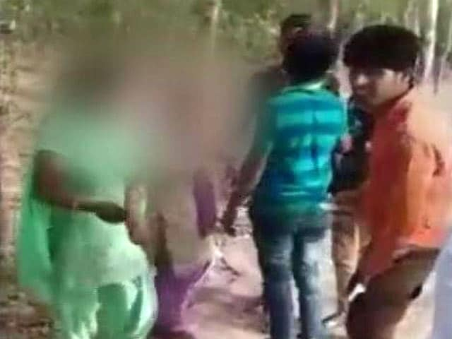 In UP, 14 Men Molest 2 Women, Make Video And Post It Online