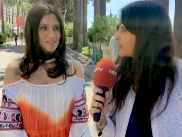 Video : Hope Deepika Padukone Comes To Cannes More Often: Fashion Designer Rina Dhaka
