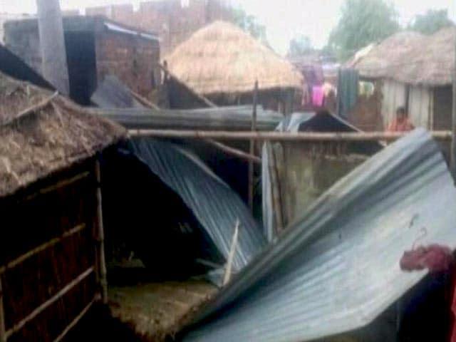 Video : बिहार में आंधी-तूफान और बिजली गिरने से 22 लोगों की मौत