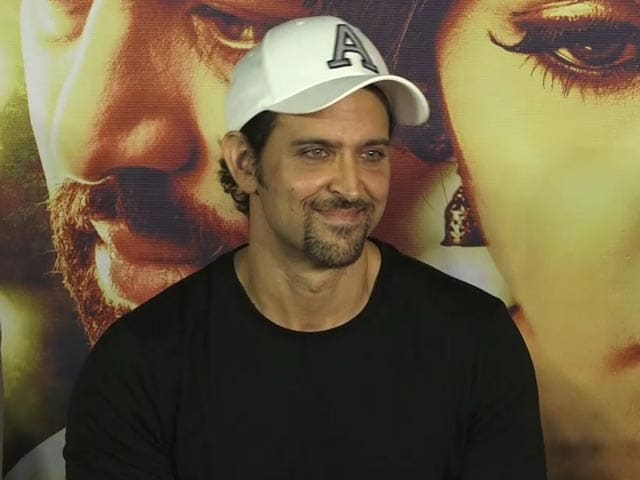 Hrithik Roshan at Marathi Film Hrudyantar's Trailer Launch