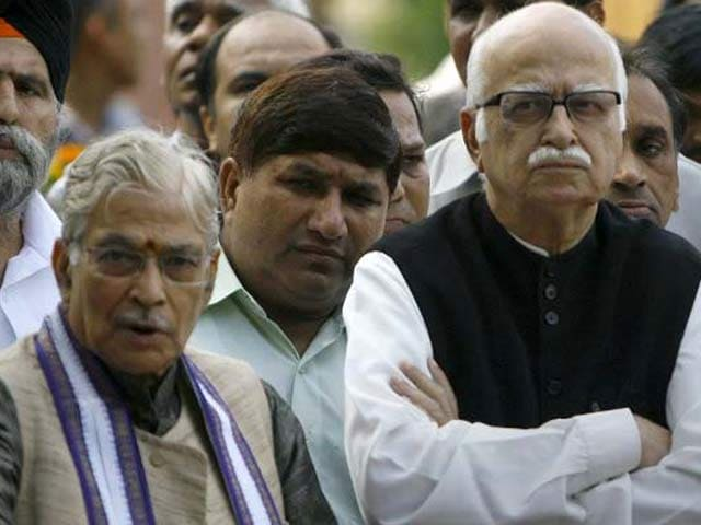 LK Advani, Uma Bharti, MM Joshi In Court Today For Babri Charges