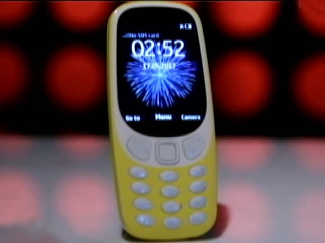 Video : Nokia 3310: How to Use It