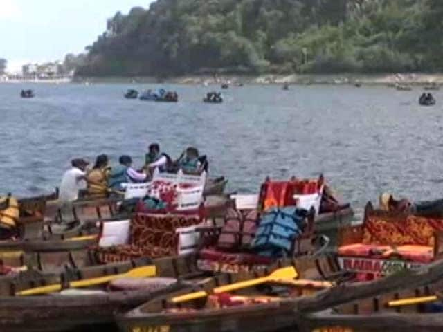 Video : Nainital Lake Reaches Record Low, Locals Plan Barefoot Protest on Saturday