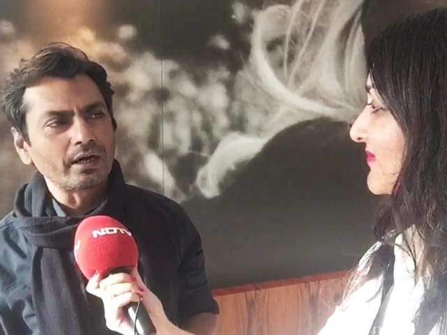 Video : Nawazuddin Siddiqui Speaks About His Role In Nandita Das' <i>Manto</i>