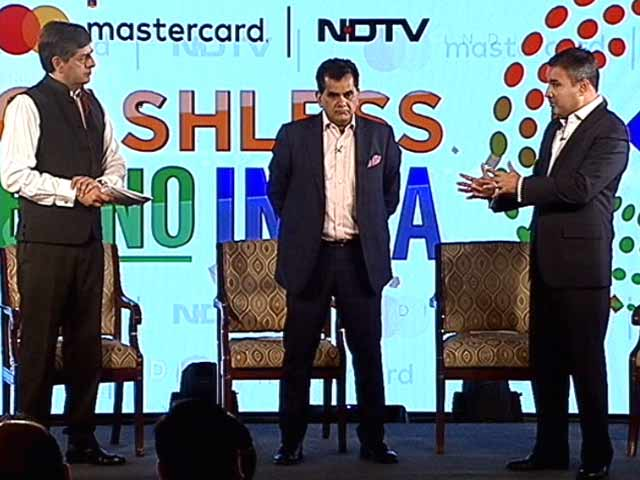 Video: मास्टरकार्ड-एनडीटीवी कैशलेस बनो इंडिया