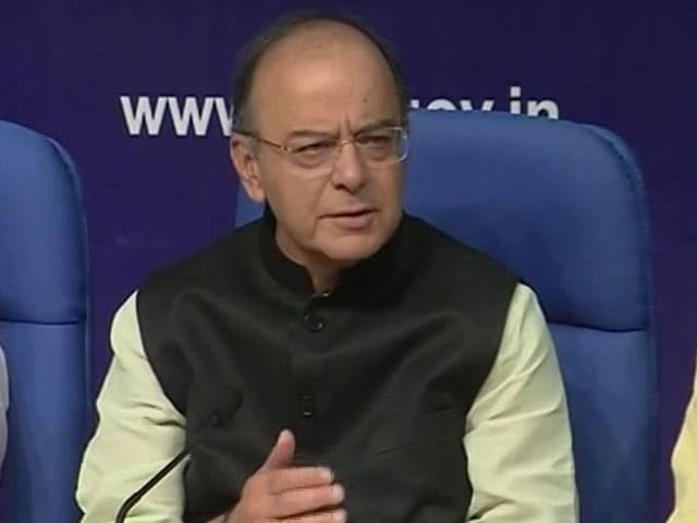 Video : Global Economic Slowdown Impacting India, Says Arun Jaitley