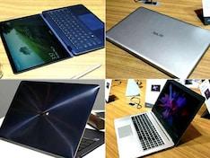 Asus ZenBook Flip S, ZenBook 3 Deluxe, VivoBook S15, VivoBook Pro 15: First Look