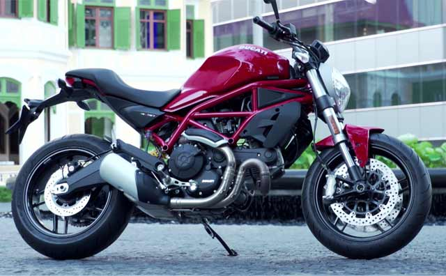 Video : Ducati Monster 797 First Ride Review