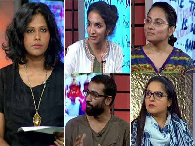 Video : New Kids On The Block Debate: Beef Ban, 3 Years Of Modi