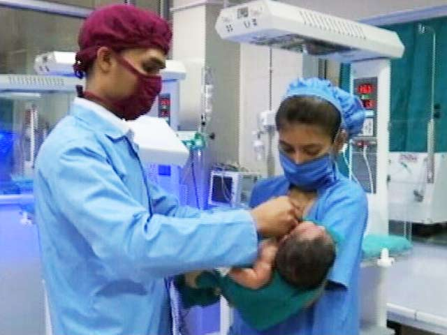 Video : हर जिंदगी है जरूरी : शिशु मृत्युदर रोकने के लिए शुरू किए गए नए सेंटर