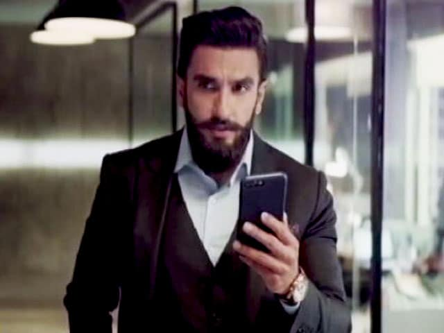 Video : Ranbir Kapoor And Ranveer Singh Fight It Out In Travel Ads