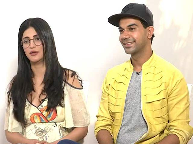Video : Shruti Haasan, Rajkummar Rao Pick Their Favourite India-Pakistan Moments