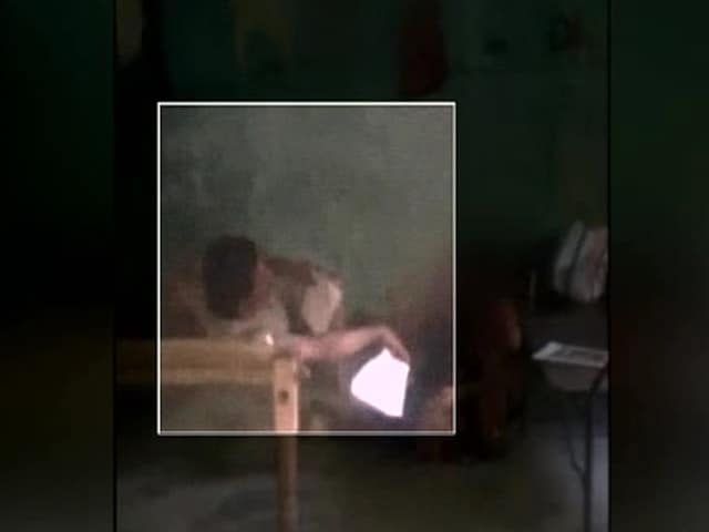 Video : Caught On Camera Molesting 2 Girls, UP Cop Suspended, Arrested