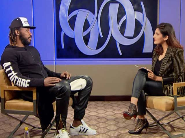 Video : In The Spotlight With Chris Gayle