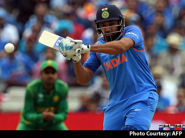 Video : Virat Kohli, Rohit Sharma Shine As India Pile On The Runs vs Pakistan