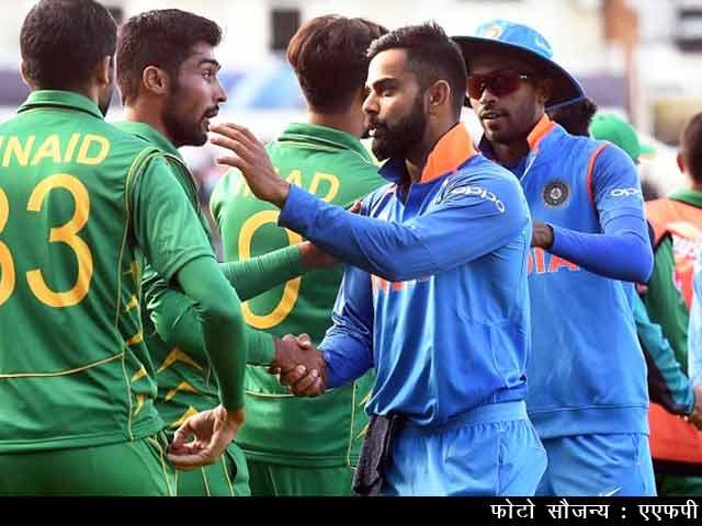 Videos : चैंपियंस ट्रॉफी : भारत ने पाकिस्तान को 124 रन से रौंदा
