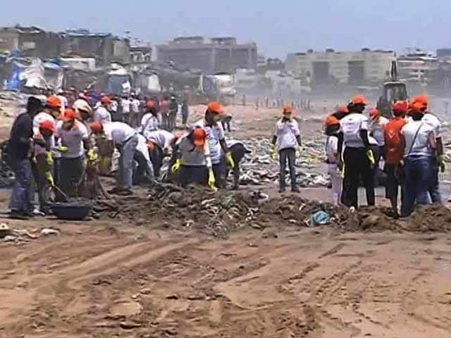 Video : After Versova, Afroz Shah Sets Sight On All 19 Beaches