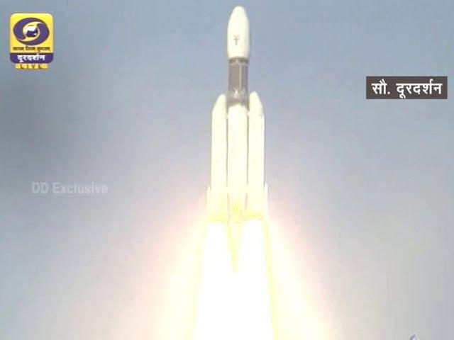 Video : देश के सबसे वजनी रॉकेट जीएसएलवी मार्क 3 का सफल लॉन्च