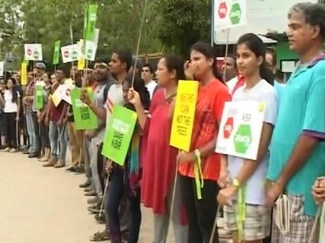 Video : Citizens Take On Telangana Government To Protect Hyderabad's Trees