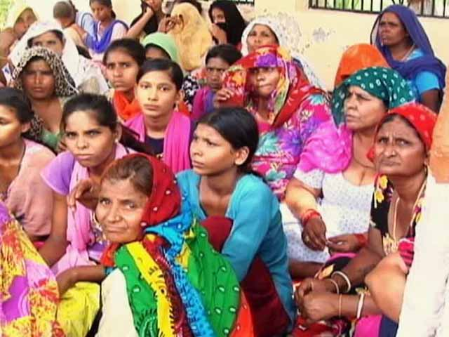 Protests For School Upgrade Continue In Haryana, This Time In Faridabad