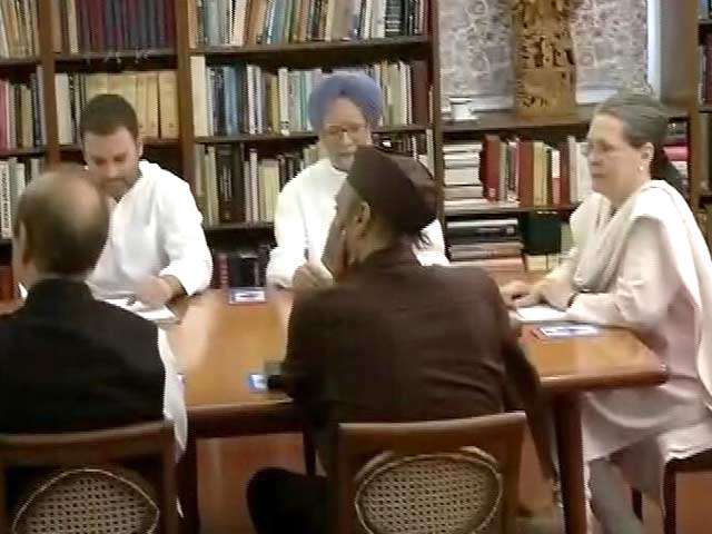 Video : Sonia Gandhi Accuses PM Modi Of Trying To Destroy 'Essence Of India'