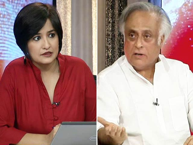 Video : Jairam Ramesh On Indira Gandhi's Green Legacy