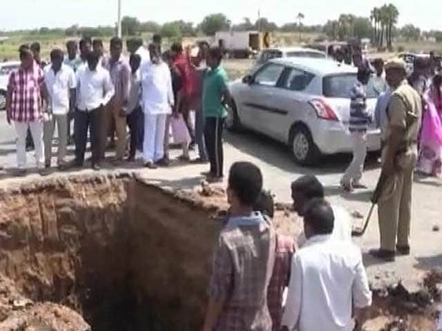 Video : Man's Dream Of Lord Shiva Leads To Nightmare On Hyderabad Highway